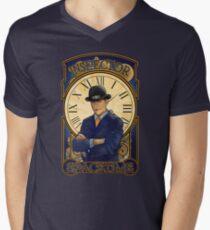 Inspector Spacetime Nouveau Mens V-Neck T-Shirt