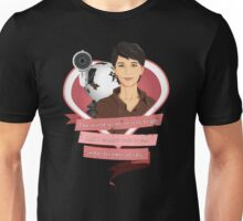 I Choose Curie Unisex T-Shirt