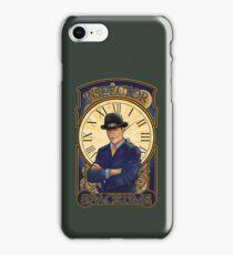 Inspector Spacetime Nouveau iPhone Case/Skin