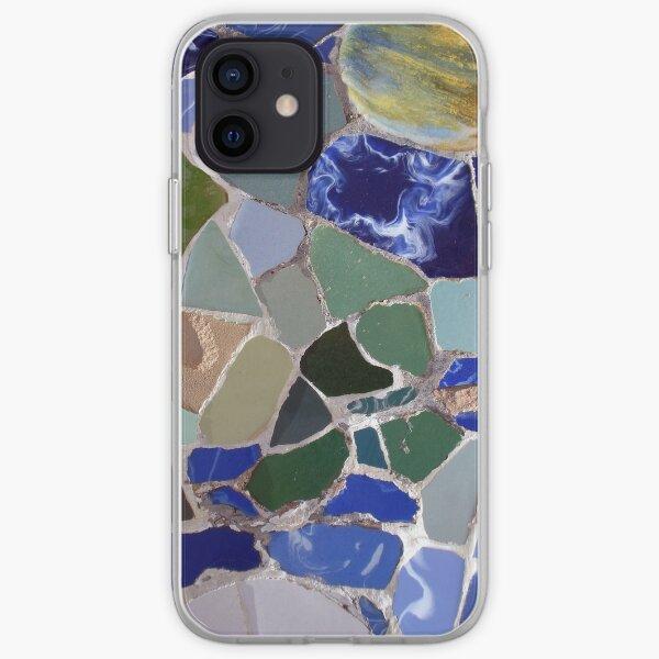 Gaudi Mosaics Funda blanda para iPhone