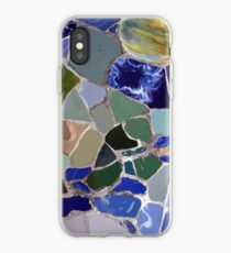 Gaudi Mosaics iPhone Case