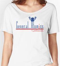 General Atomics Women's Relaxed Fit T-Shirt