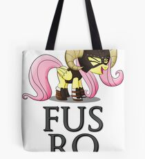 FUS RO yay (My Little Pony: Friendship is Magic) Tote Bag