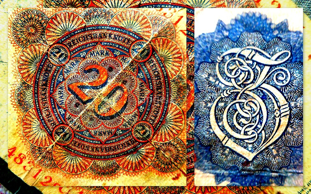 20 Reichsmark by ©The Creative  Minds