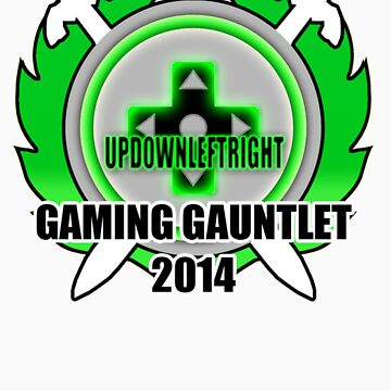 UpD0wnLeftRight Gaming Gauntlet 2014 by updownleftright