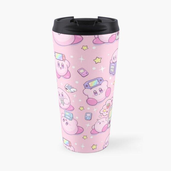 Kirby Retro Gamer Ultimate Travel Mug