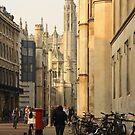 Cambridge Architecture by Innpictime