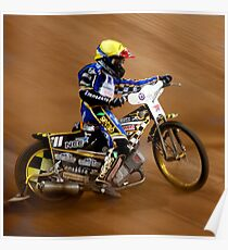 Fredrik Lindgren at SGP Poster