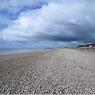 Cloud formation Hythe Kent by Beatrice Cloake