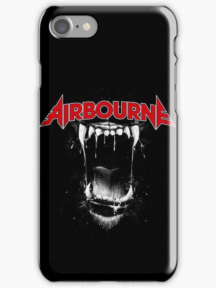 Airbourne - Black Dog by sergiocpd