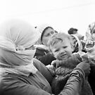 Faces of a Refugee Camp - Kowergosk #11 by Jacob Simkin