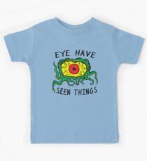 Eye Have Seen Things Kids Tee