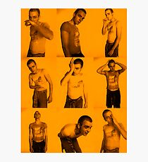 Ewan McGregor - Trainspotting Photographic Print