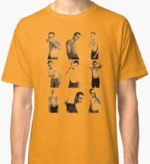 Ewan McGregor - Trainspotting Classic T-Shirt