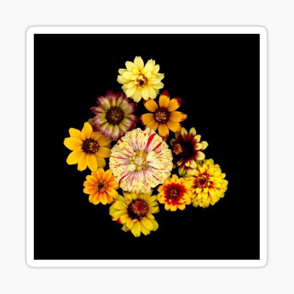 Giallo Botanical Sticker