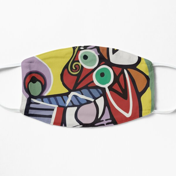 Abstract Art VectorArt Mask