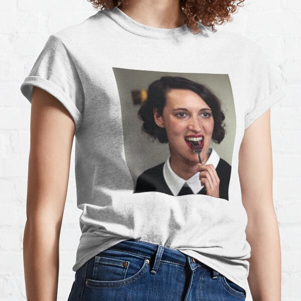 Fleabag and fork Classic T-Shirt