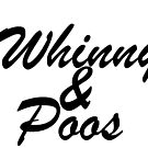Whinny & Poos by GuerrillaHills