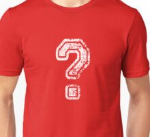 Question Mark - style 5 Unisex T-Shirt