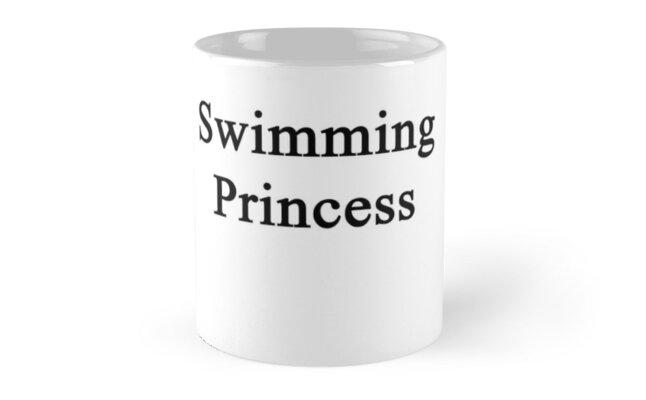 Swimming Princess  by supernova23