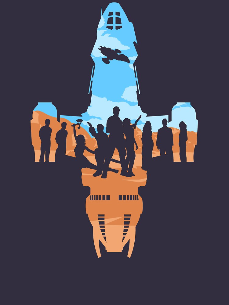 Big Damn Heroes  | Unisex T-Shirt
