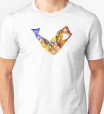 Fractal - Leaping Fish  T-Shirt