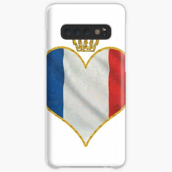 Love France Samsung Galaxy Snap Case