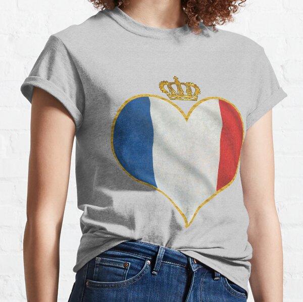 Love France Classic T-Shirt