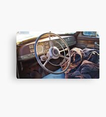 1940s Dodge, North Carolina Canvas Print