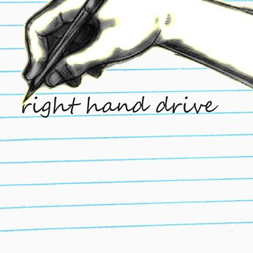 right hand drive by scaj