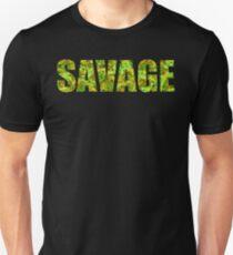 SAVAGE (KUSH Texture) T-Shirt