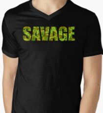 SAVAGE (KUSH Texture) T-Shirt