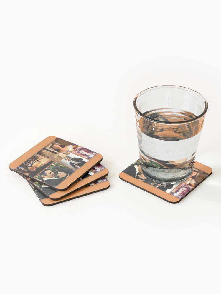 Alternate view of Gone with the wind Coasters (Set of 4)