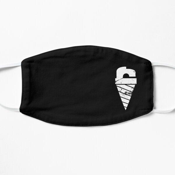 Gurren Lagann Drill Flat Mask
