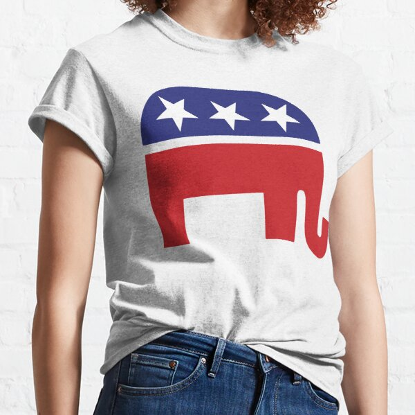 Republican Original Elephant Classic T-Shirt