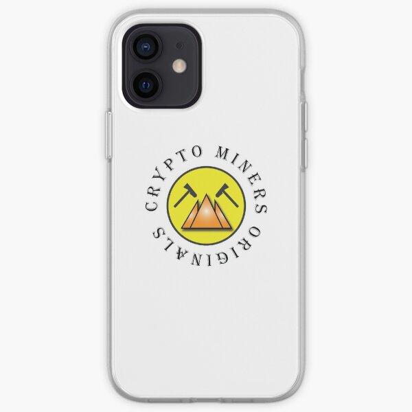 Crypto Miners Originals iPhone Soft Case
