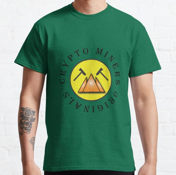 Crypto Miners Originals Classic T-Shirt