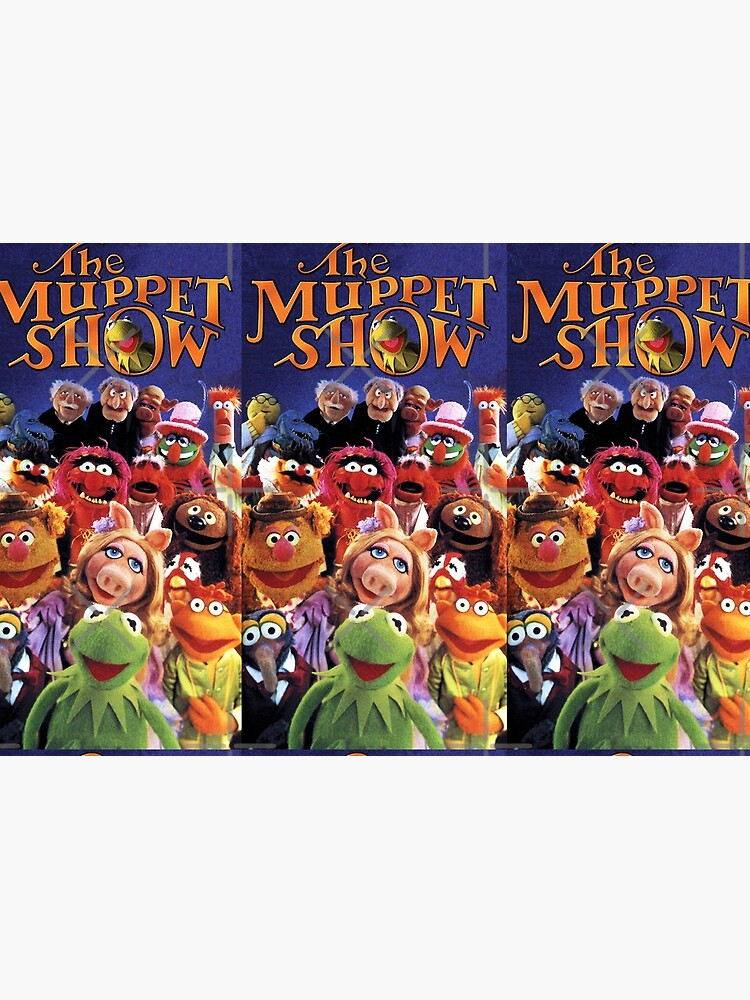The Muppet Show - vintage cast retro TV by Amberflash