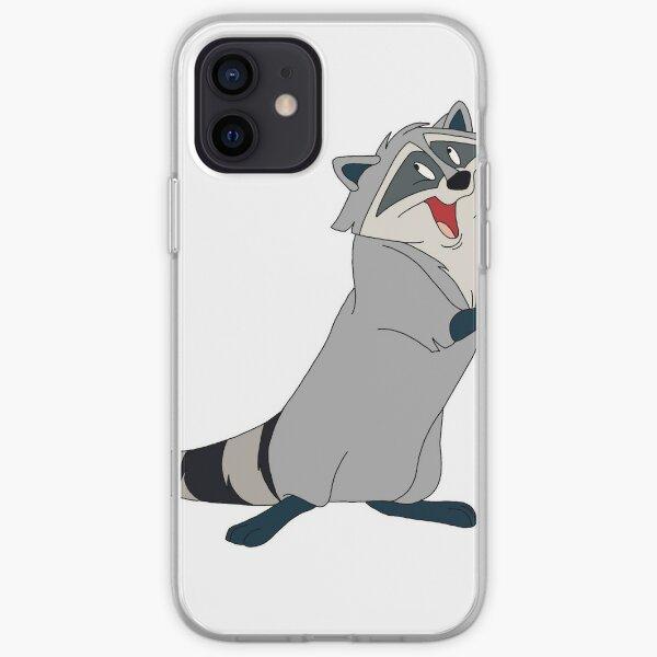 Halloween Meeko  iPhone Soft Case