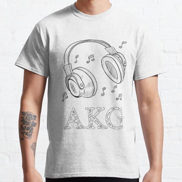 Sketch beautiful akg design Classic T-Shirt
