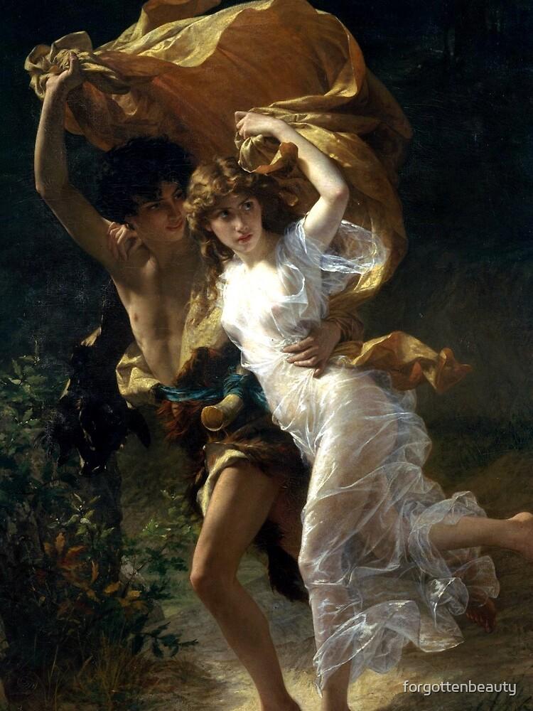 The Storm  (La Tempête) - Pierre Auguste Cot by forgottenbeauty