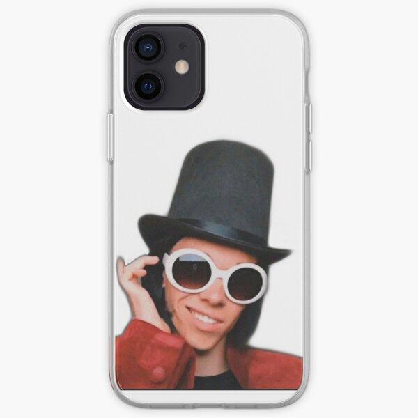 Willy wonka tiktok Coque souple iPhone
