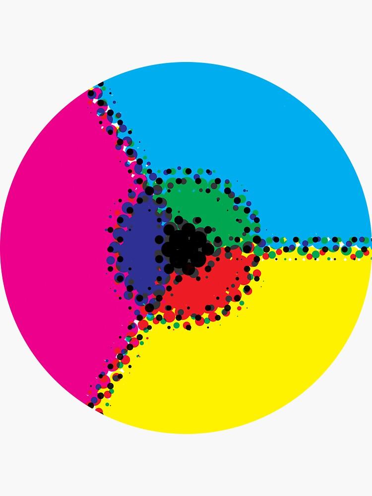 CMYK (RGB) Wheel by hoxtonboy