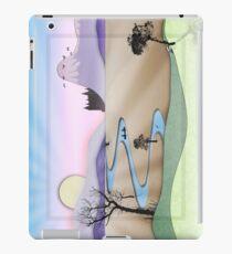 Ipad: Canoe Paper Cut Landscape iPad Case/Skin