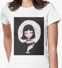 Sweet Star Girl Women's Fitted T-Shirt