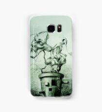 Sketch Samsung Galaxy Case/Skin