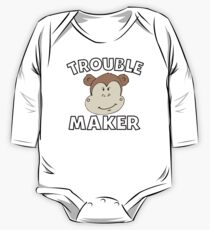 Trouble Maker One Piece - Long Sleeve