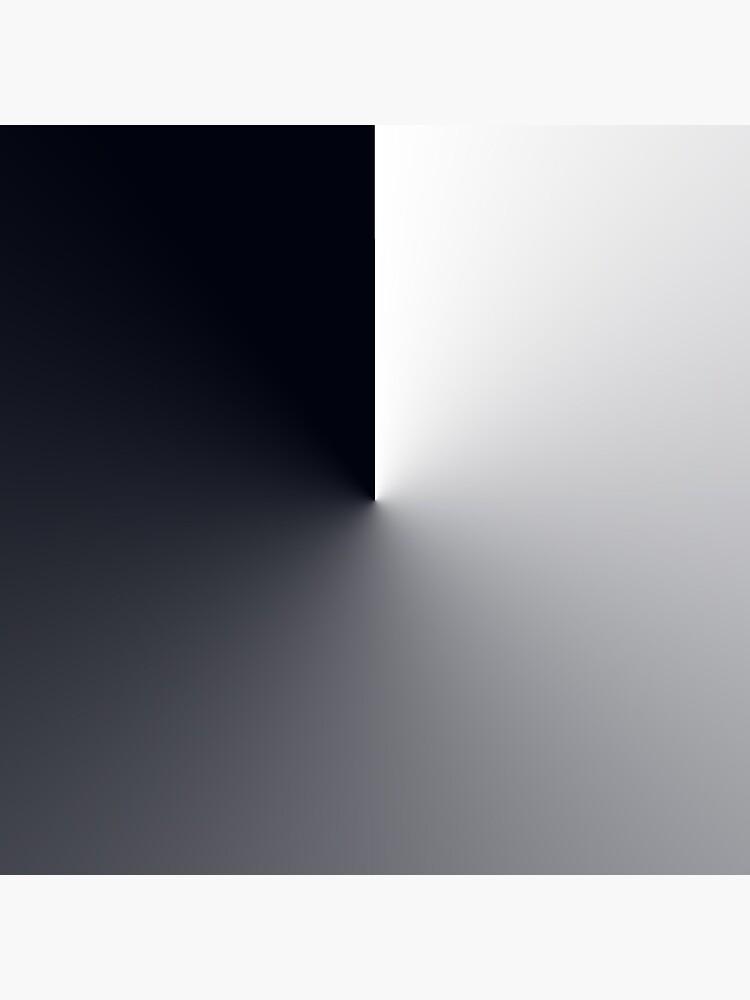 Dusk Till Dawn Dark Gradient Sphere by QuirkyClock