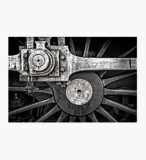 Steam Power Photographic Print