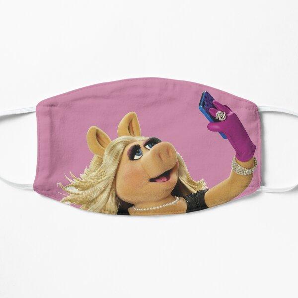 Kermit-Miss Piggy Flat Mask